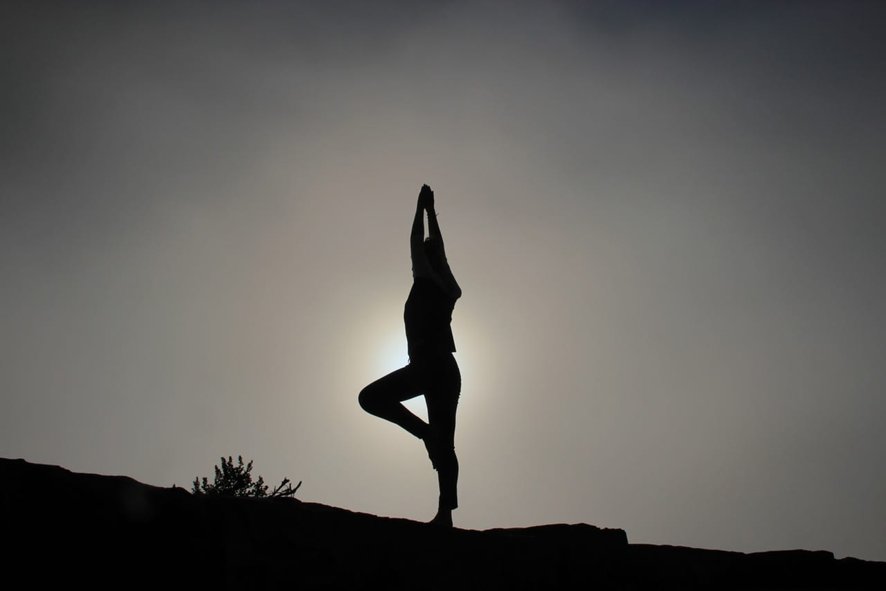 Yoga Frees the Voice!