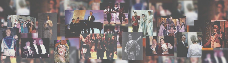 Opera History of Jeff Ballard